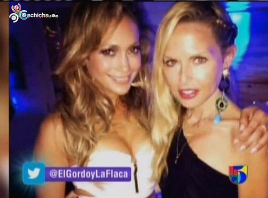 Jennifer López Faja Cómo Una Leona Bailando Salsa #Video