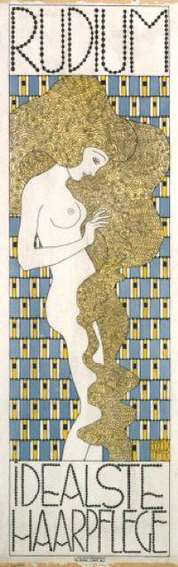 by Bertold Loffler, 1901 | The Vienna Secession