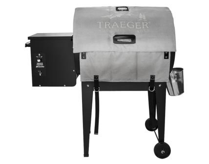 Our Thermal Insulation Blankets are the perfect cold weather companion for your Traeger!