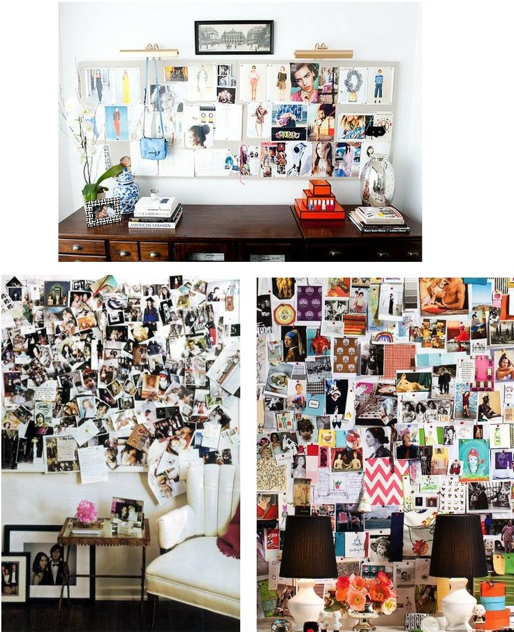 28 Dreamy Home Offices With Libraries For Creative Inspiration: 34 Best VISION BOARD IDEAS Images On Pinterest