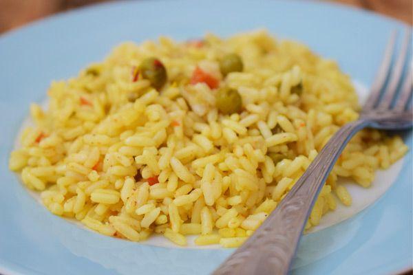 Απίθανη συνταγή για τέλειο ρύζι με σωτέ λαχανικά!
