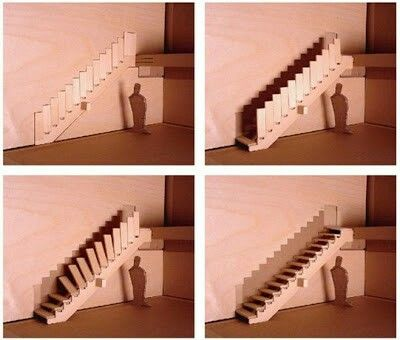 Best Escada Embutida Design De Escada Design De Escadas 400 x 300