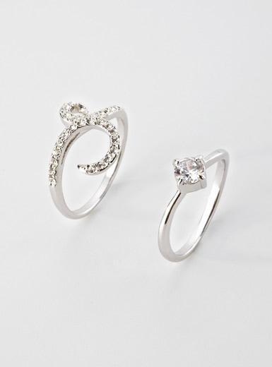17 Best ideas about Interlocking Wedding Rings on Pinterest