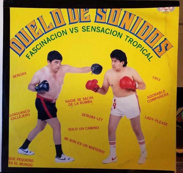 Various - Duelo De Sonidos Fascinación Vs Sensación Tropical (Vinyl, LP) at Discogs