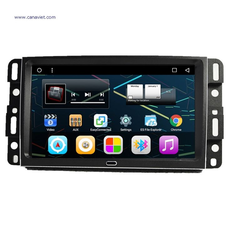 android autoradio headunit car stereo radio audio dvd gps navigation head unit car multimedia gps chevrolet chevy gmc savana sierra denali avalanche equinox hhr