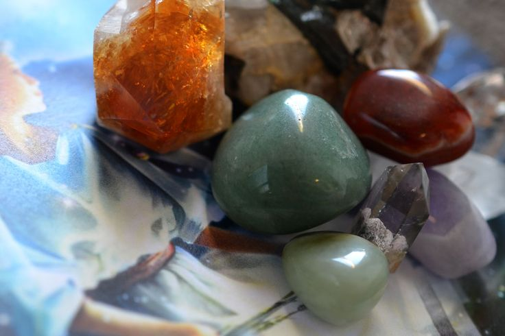 Birthstones for Virgo #crystals #astrology A perfect present for you or someone else, at any time!