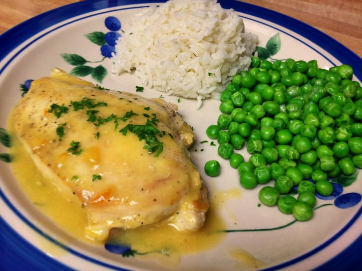 chicken recipes for dinner | Sunday, dinner for two: Recipe: Quick Orange Glazed Chicken