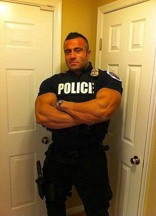 hot policeman enjoys suck