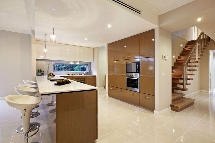 Metropol 43 kitchen.
