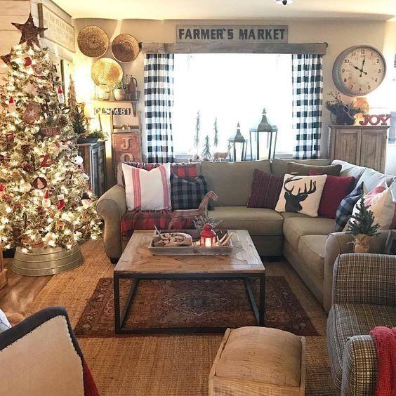 Best 25+ Plaid Living Room Ideas On Pinterest