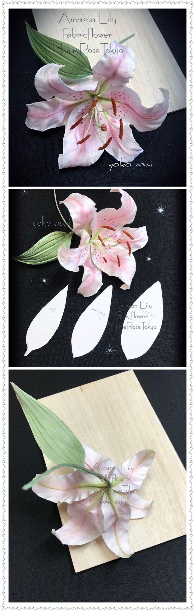 Amazon Lily by Yoko Asai