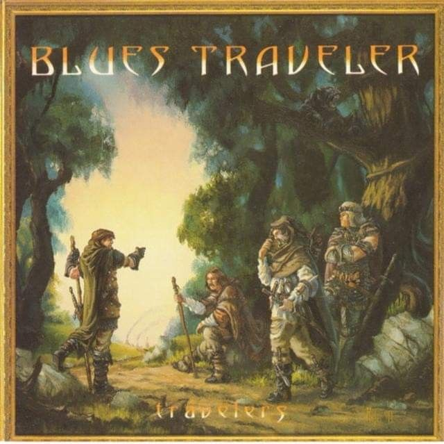 Pin By Jeremy Sauceman On Album Covers In 2020 Blues Traveler Vinyl Records Lps
