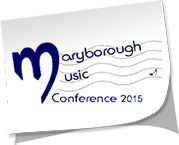 Join MusicEDU at the Maryborough Music Conference from 9th-12th July 2015   http://musicedu.com.au/events/