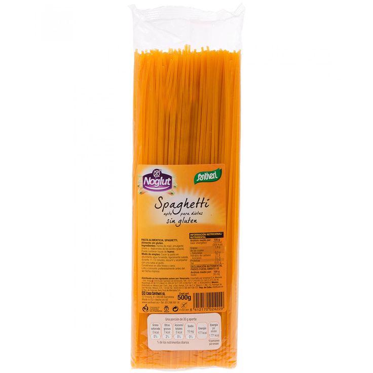 Pasta elaborada con harina de maíz emulgente (mono y diglicéridos de los ácidos grasos). Puede contener trazos de huevo. Alimento sin gluten.