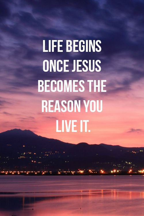 I came that they may have life and have it abundantly. ~ John 10:10 ESV And this is eternal life, that they know you the only true God, and Jesus Christ whom you have sent. ~ John 1:3 ESV