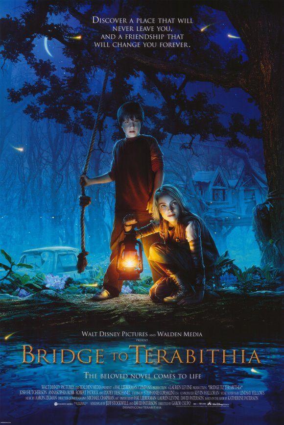 Bridge to Terabithia 11x17 Movie Poster (2007)