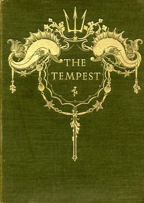 The tempest by william shakespeare as a romance