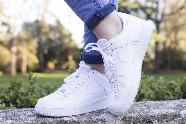 #mode #blog #femme #nike #shoes #airforce1
