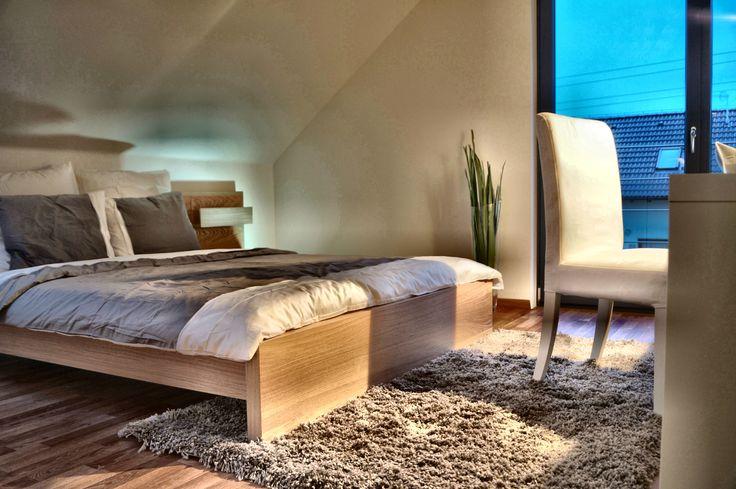 Béžová ložnice