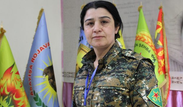 #Media #Oligarchs #Banks vs #union #occupy #BLM #SDF #Humanity    Amid the siege, 11 women forces could not take part in Rojava forum   http://en.hawarnews.com/amid-the-siege-11-women-forces-could-not-take-part-in-rojava-forum/   Nisrin Abdullah the member of the preparatory committee of Women and Protection Forum, 11 women forces in the Middle East invited to the forum could not take part in due to the siege imposed on the region and the poor security conditions in Syria noting that they…