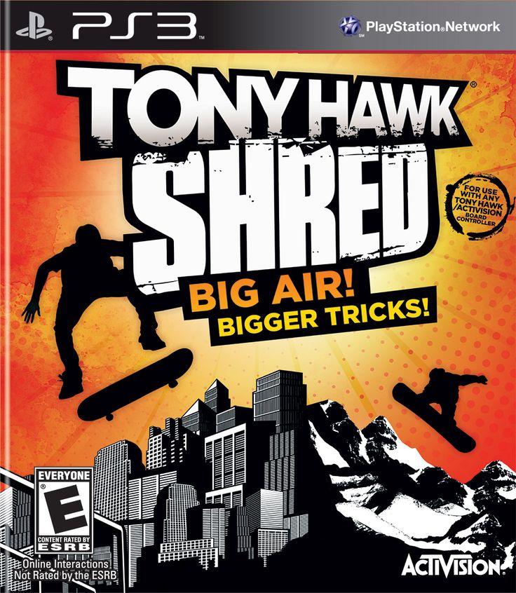 Tony Hawk Shred (2010)