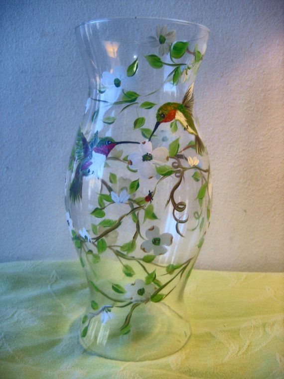 This+tall+11inch+hurricane+glass+candle+holder+by+TivoliGardens,+$39.00