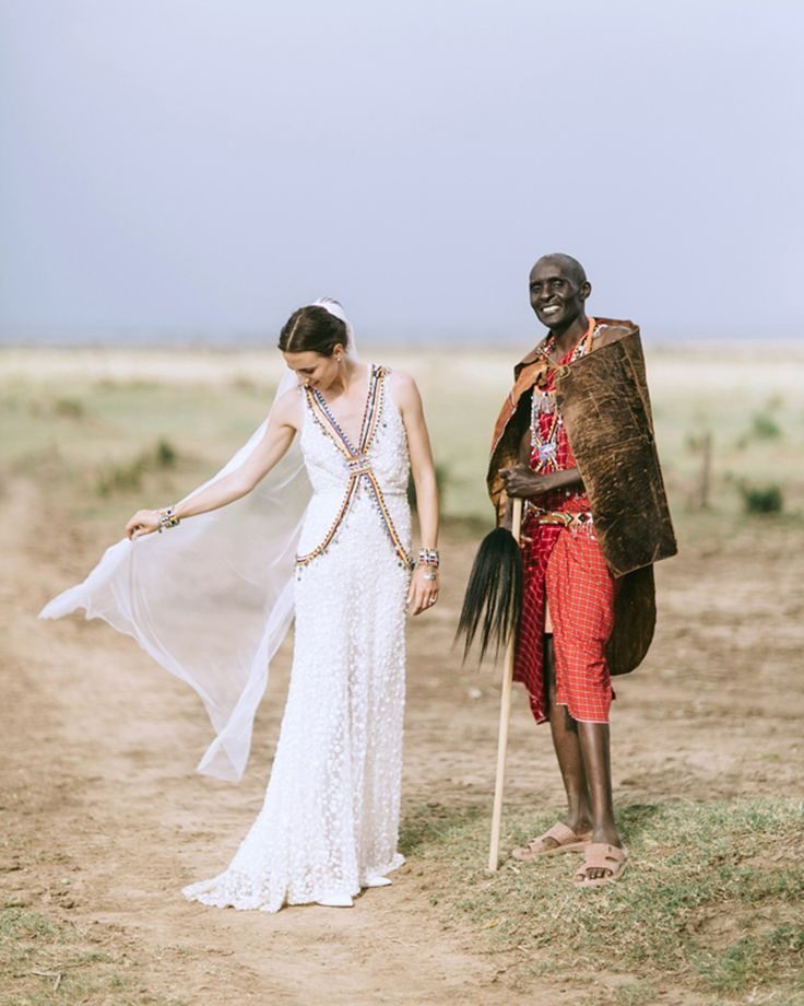 Best Inspired By Africa Images On Pinterest Africa - Maasai tribe wild animals attend wedding kenya