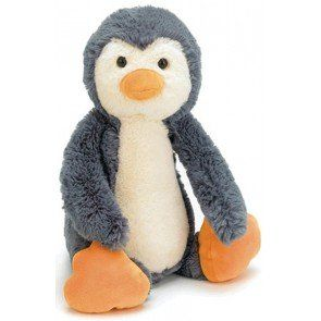 Jellycat Bashful Penguin Medium - such a cute christmas gift idea for a baby or kid
