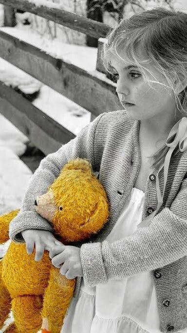 PoP! Yellow Teddy Bear with his playmate...