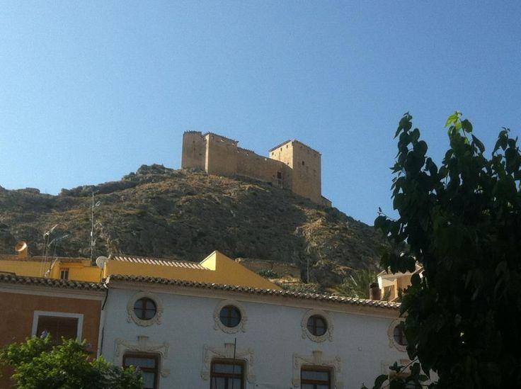 Castillo de Mula. Castle of Mula (Murcia)