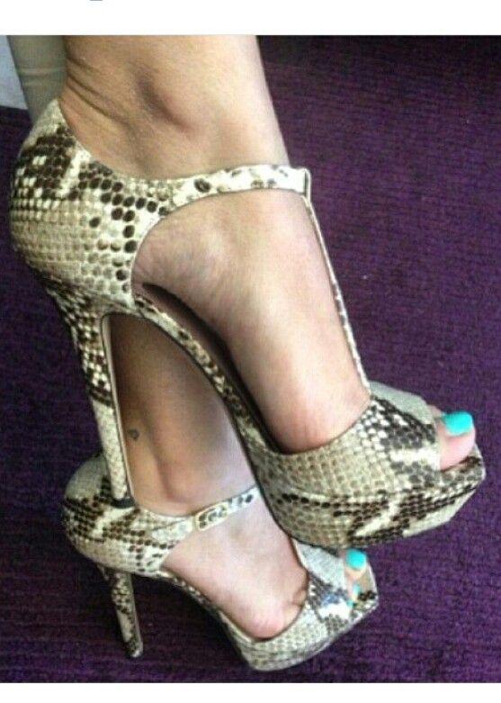 #shoes #tacchi #leopardati