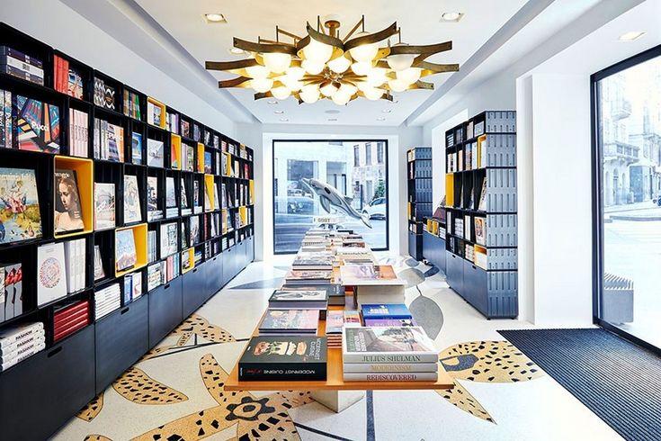 TASCHEN bookstore,  Via Meravigli, 17