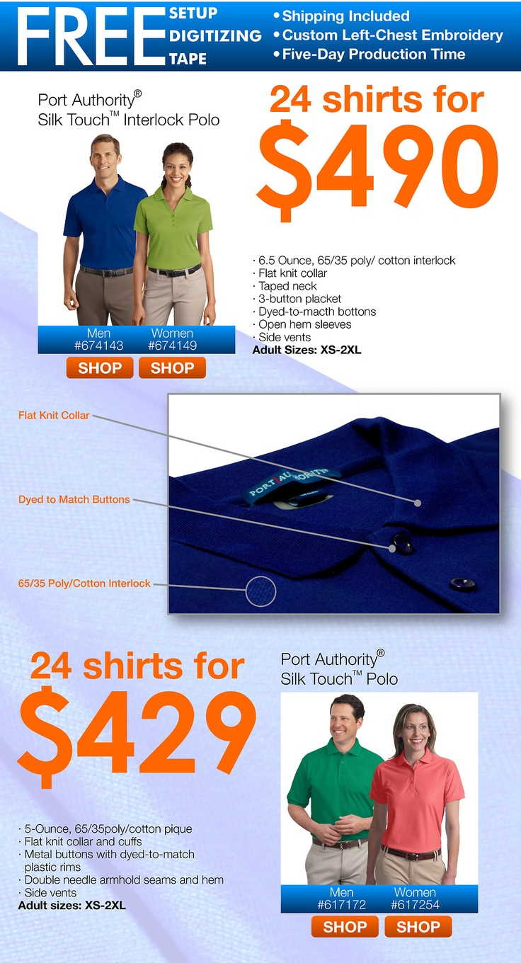 17 best images about sale flyers on for Best trade show shirts