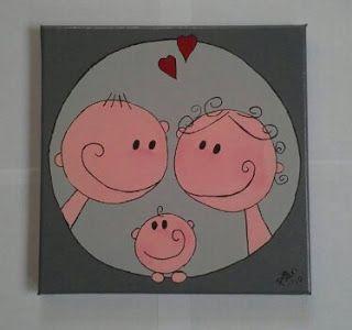Schilderijen babykamer te koop
