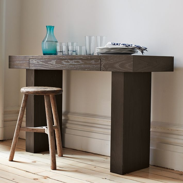 Foyer Table West Elm : Quot green entry table west elm organize pinterest