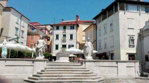 Piran, Slovenië
