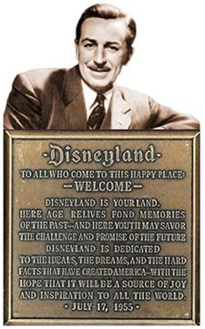i did the walk in walts footsteps tour at disneyland this year and its an amazing feeling to be in the same place walt as corny as ha disney love