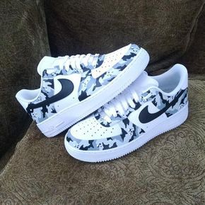 zapatillas nike air blancas