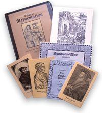 A Night of Reformation - fun ideas for alternative to Halloween...or use it when you study the Reformation ~ HowToHomeschoolMyChild.com
