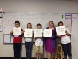 Simplifying Algebraic Expressions Activity | I Speak Math