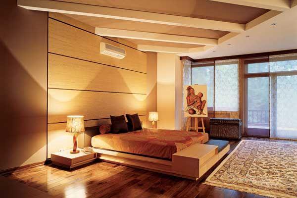 Балки декоративные потолочные в стиле модерн