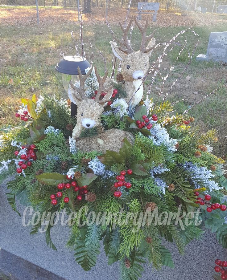 Diy Christmas Grave Decorations: Best 25+ Grave Decorations Ideas On Pinterest