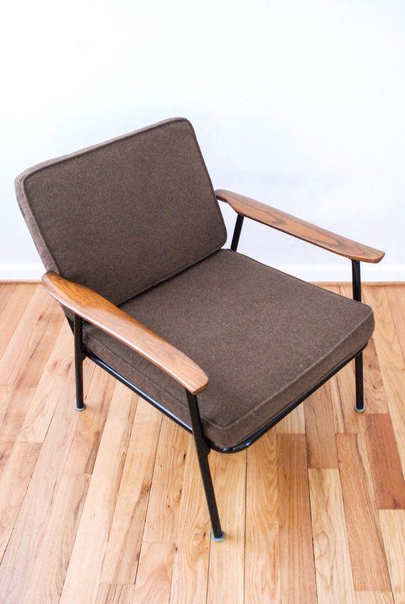 mid century lounge chair danish chair mid century by littlecows - Mid Century Lounge Chair