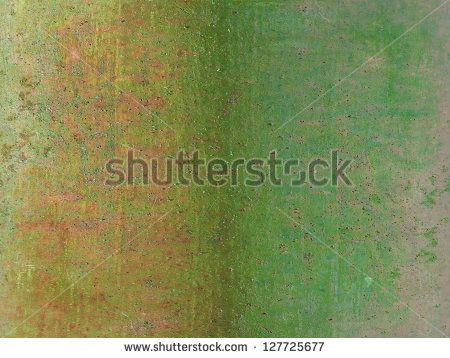 #Rusty #grunge  background with #green paint #background #photograph #stock #image