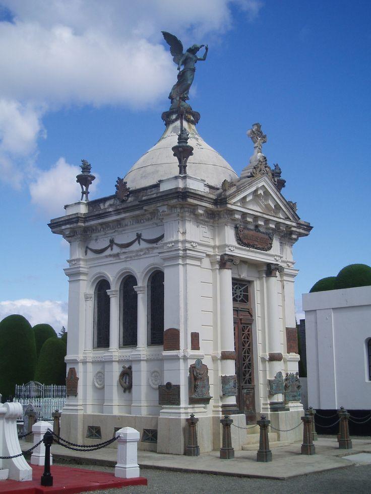 Cementerio de Punta Arenas, el cementerio mas turístico de Punta Arenas