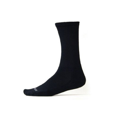 Diabetic Socks -3 Pair - Viscose from Bamboo - Crew w/Arch Support - Size 10-13 - Nav... diabetes *** This is an Amazon Associate's Pin. Find the item on the website by clicking the image.