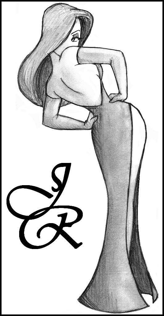 Devian Art # Jessica Rabbit