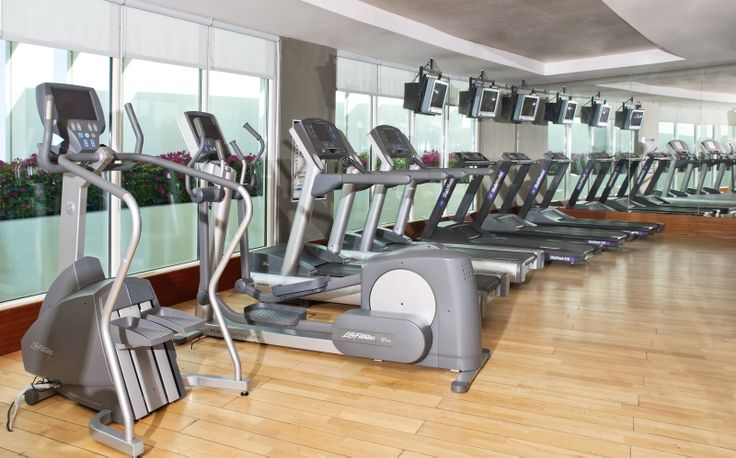 Located on the 11th floor take advantage of our latest - Exercise equipment for swimming pools ...