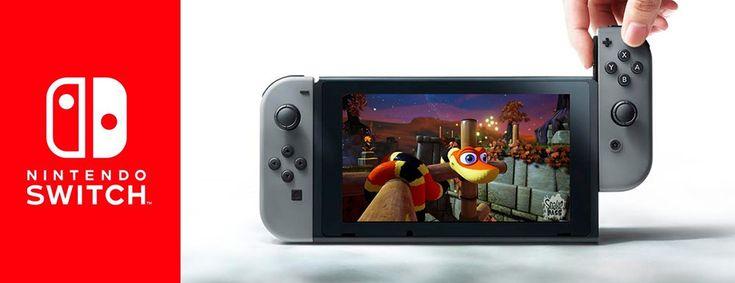 Unreal EngineがNintendo Switchに対応