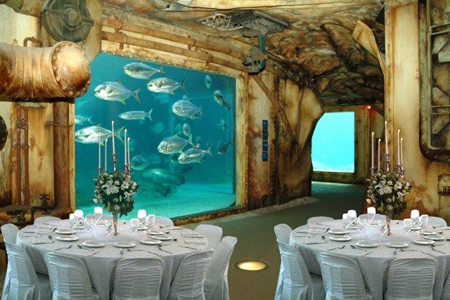 Cargo Hold restaurant, Durban, South Africa- Dine At 7 Top World's Most Incredible Underwater Bars And Restaurants, Also Enjoy Food At Low Cost